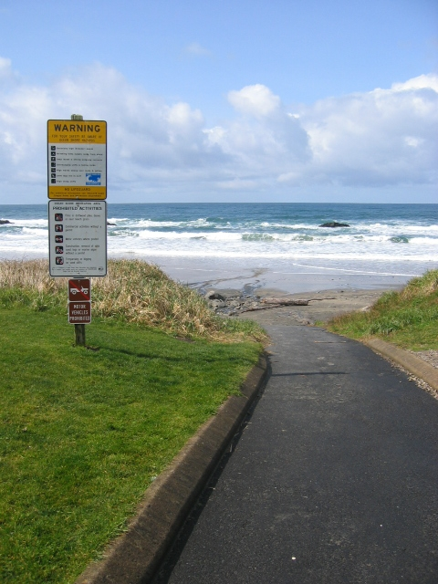 ADA Beach Access